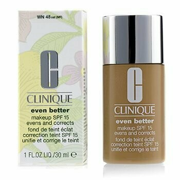 Even Better Makeup SPF15 (Dry Combination to Combination Oily) - WN 48 Oat  30ml/1oz