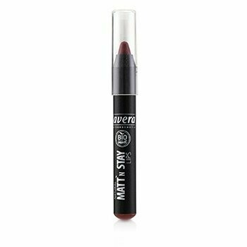 Natural Matt' N Stay Lips - # 03 Matt'n Red  3.1g/0.11oz