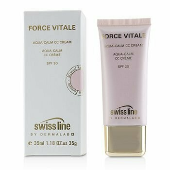 Force Vitale Aqua-Calm CC Cream SPF30 - #Beige 10  35ml/1.18oz