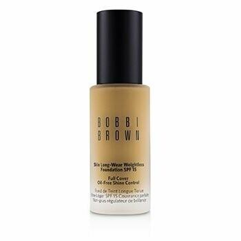 Skin Long Wear Weightless Foundation SPF 15 - # Honey  30ml/1oz
