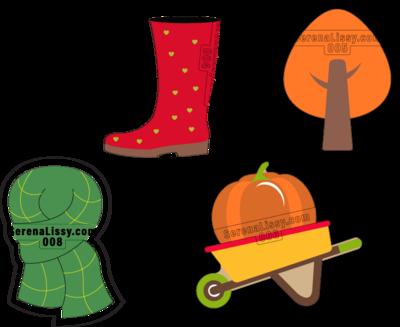Pick Your Own Pumpkin - Cookie Cutter Set
