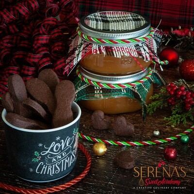 It's 5 O'Clock Here: Festive Sweet Gifts - Facebook Live Class