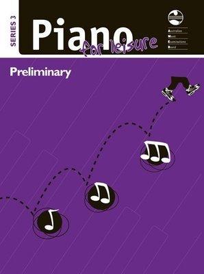Piano for Leisure Series 3 Grade Book - Preliminary