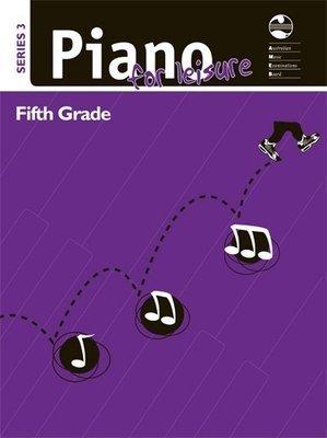 Piano for Leisure Series 3 Grade Book - 5