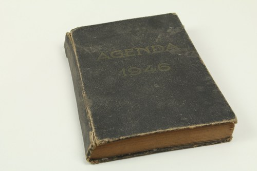 Baker's Notebook - 1946