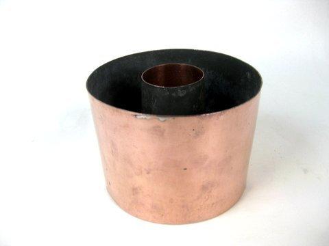 Copper Cake Tin