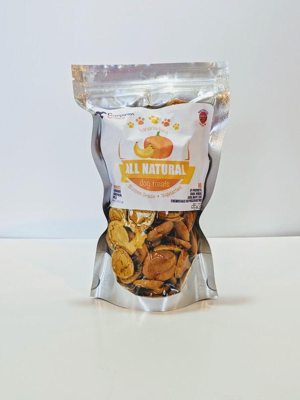 Banana-Kins (Grain Free)
