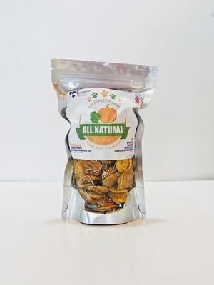 Kale Pumpkin Cookies  (Grain free)