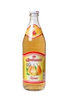 Лимонад любимый груша