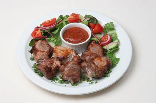 Шашлык из свиной шеи (200 гр)