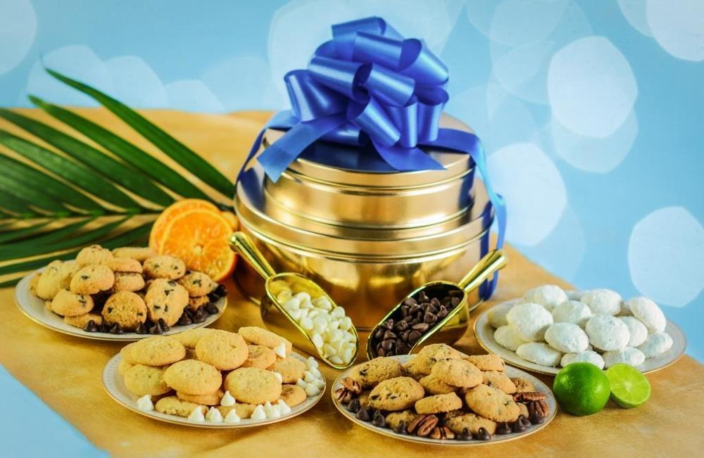GOURMET GIFTS - COOKIE SAMPLER