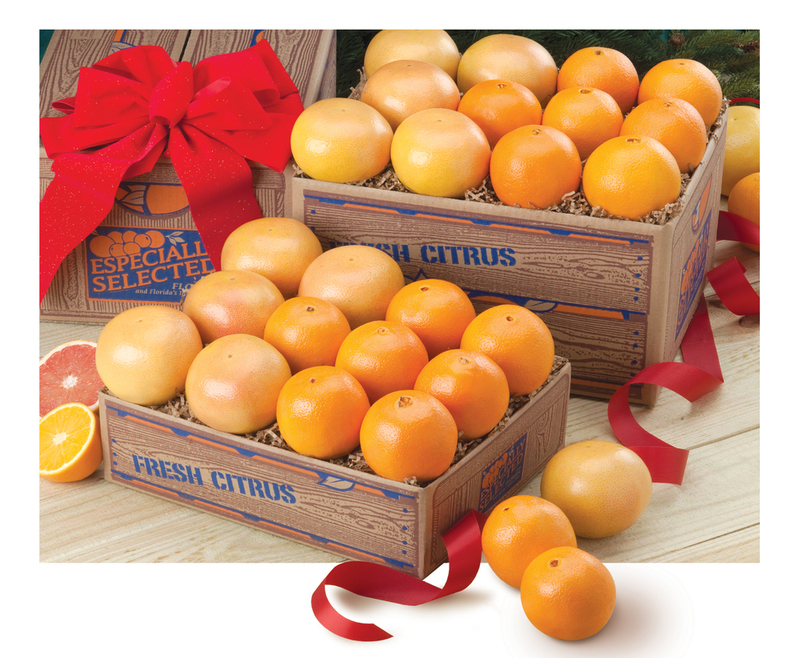 DIRECT DELIVERY - NAVEL/GRAPEFRUIT