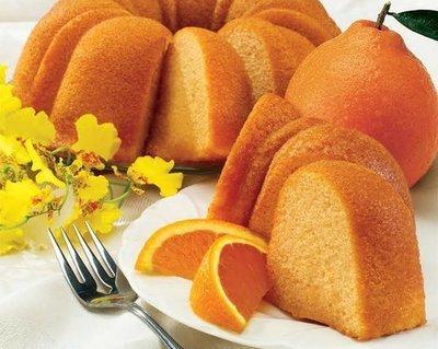 GOURMET GIFTS - HONEYBELL ORANGE ZEST BUNDT CAKE