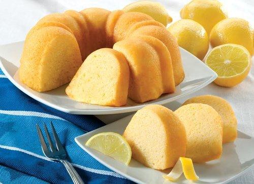 GOURMET GIFTS - KEY LARGO LEMON BUNDT CAKE