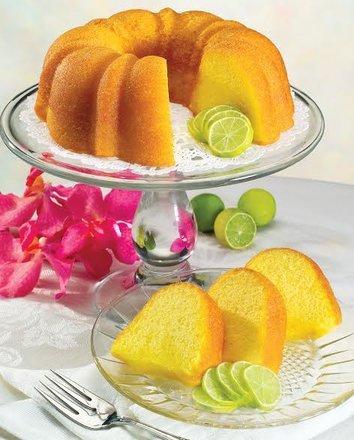 GOURMET GIFTS - KEY LIME BUNDT CAKE