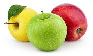 LOCAL DELIVERY - RED DELICIOUS & GRANNY SMITH APPLES