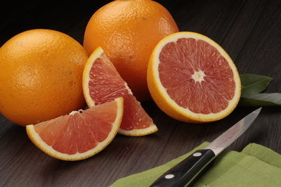LOCAL DELIVERY - RED NAVEL ORANGES