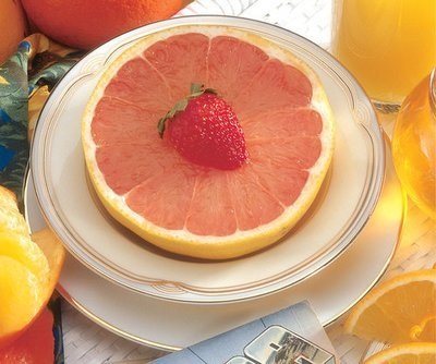 LOCAL DELIVERY - RUBY RED GRAPEFRUIT