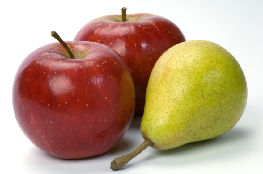 LOCAL DELIVERY - MIXED RED APPLE AND PEAR COMBINATION PACK