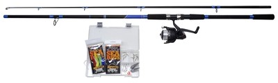 Shakespeare - Beta Catch More Fish 2 Combo 12' Surf/Beachcaster (2 piece) Kit