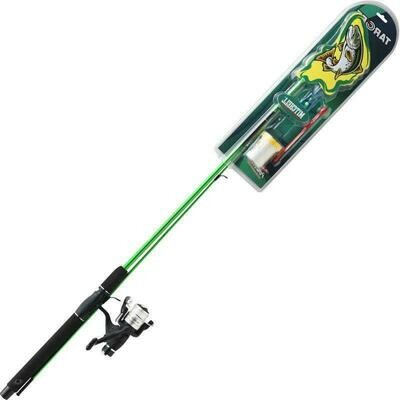 Mitchell Target Trout 212 2pce Combo Kit