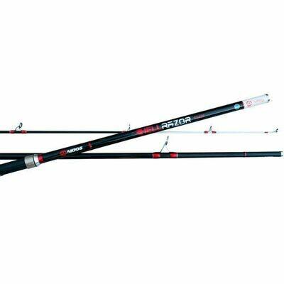 Akios Fireloop Hellrazor 420/14'-3pce Surf (1-8oz) Combo
