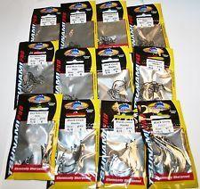 Tsunami Pro Black Mako Strong Hooks Pack of 10 Size 1/0
