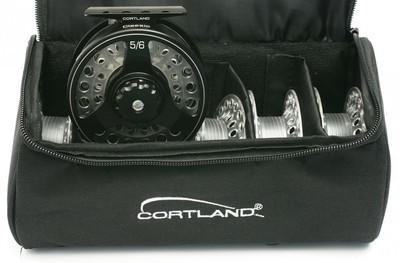 Cortland Classic Cassette Fly Reel 5/6