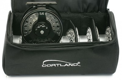Cortland Classic Cassette Fly Reel 7/8