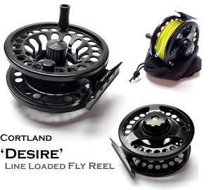 Cortland Desire Fly Reel 7/8