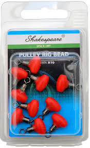 Shakespeare Pulley Rig Bead 10 Pk.