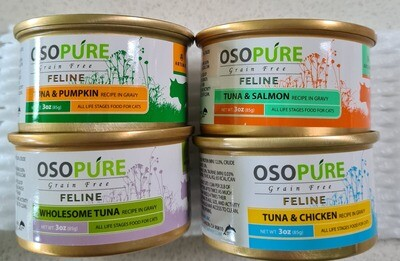 Canned Foods for Cats please click to select flavours x 24