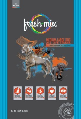 Fresh Mix Medium-Large Breed Dog ALS 12.7kg