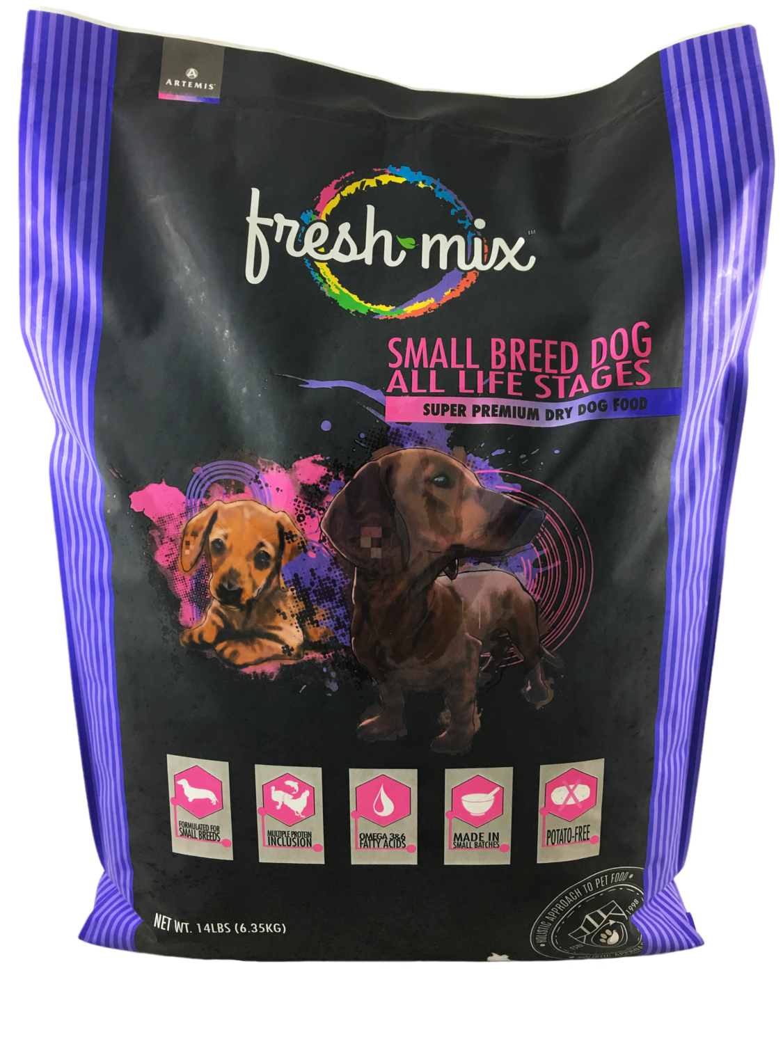 Fresh Mix Small Breed Dog All Life Stages 12.7kg