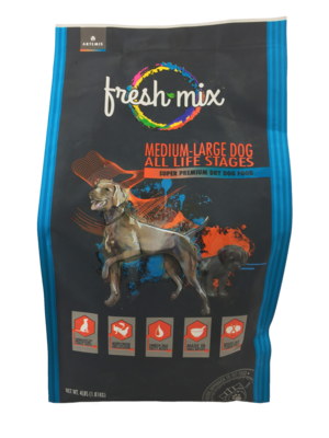 Fresh Mix Medium/Large Breed All Life Stages 1.81kg