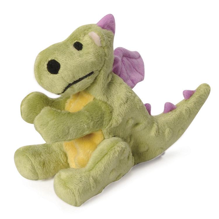 GoDog Dragon Lime Green  Small