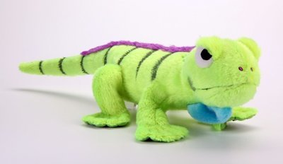 GoDog Iguana Green