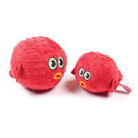 Hear Doggy BlowFish Red Small