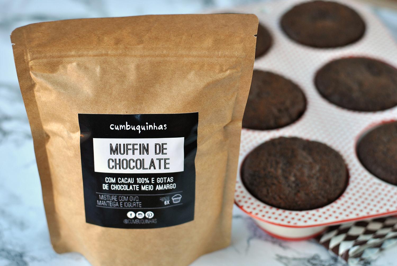 Mix para Muffin de Chocolate