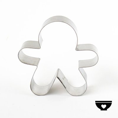 Cortador de Cookies: gingerbread man