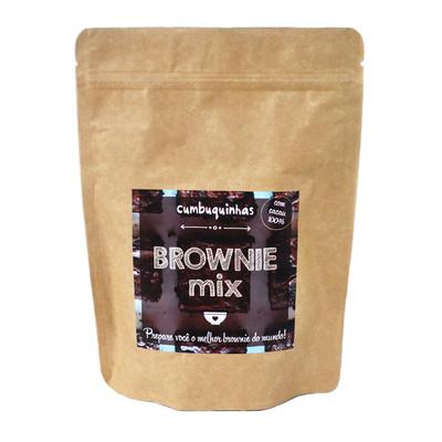 Pouch com Mix para Brownie