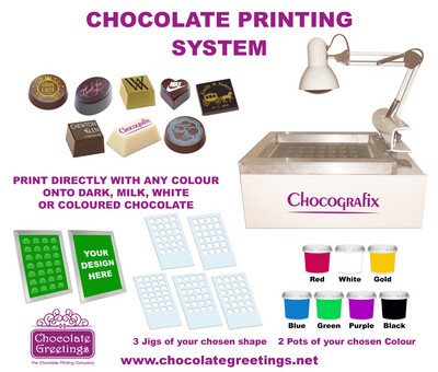 Chocografix - Chocolate Printing System