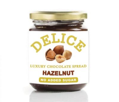 Delice No Added Sugar HAZELNUT Chocolate Spread
