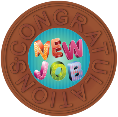 Congratulations New Job