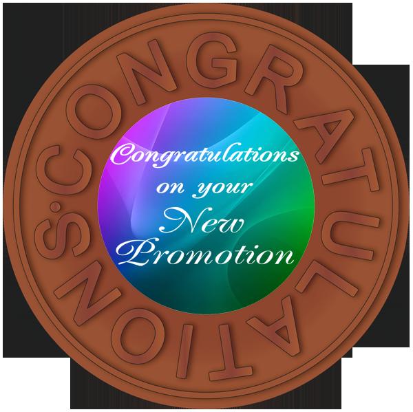 Congratulations Promotion