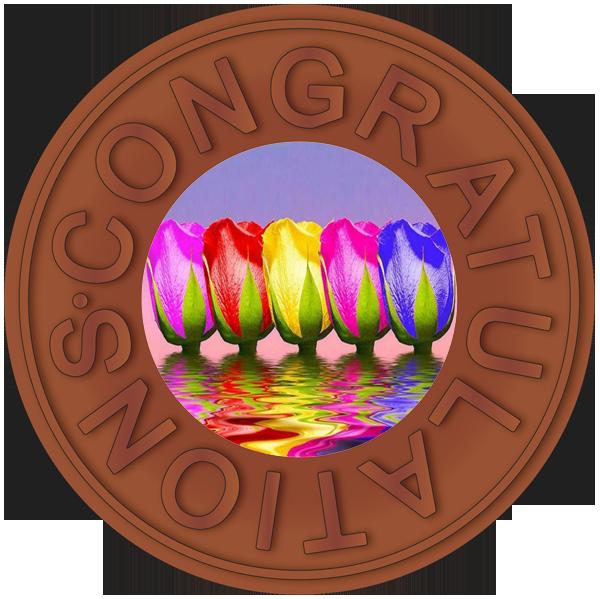 Congratulations Disc