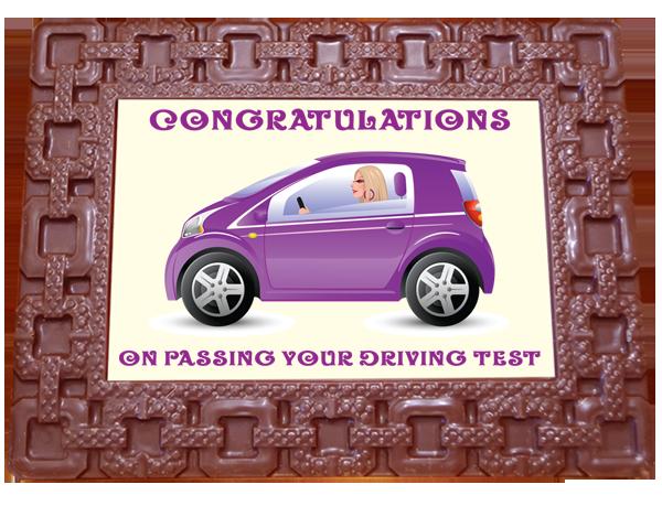 Frame SQUARES - Driving Test