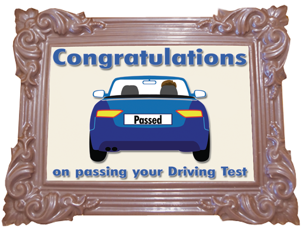 Frame TR - Driving Test