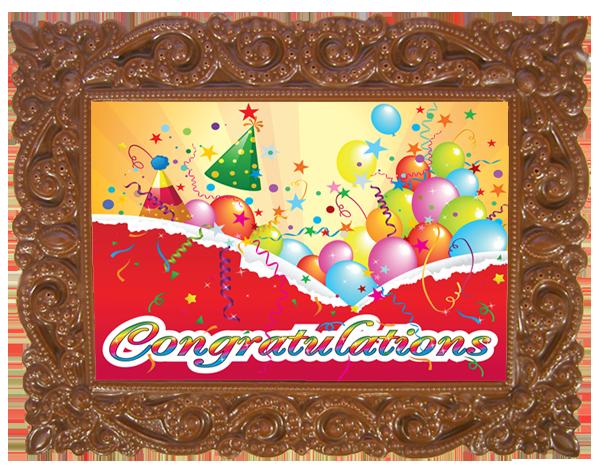 Frame VICTORIAN - Congratulations