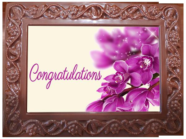 Frame FL - Congratulations